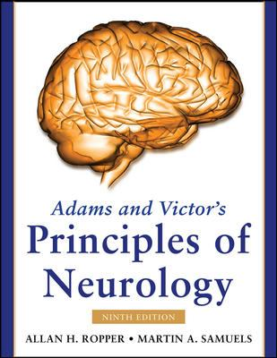 Adams and Victor's Principles of Neurology 9780071499927