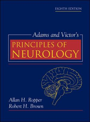 Adams and Victor's Principles of Neurology 9780071416207