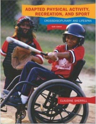 Adapted Physical Activity, Recreation and Sport with Powerweb Bind-In Passcard 9780072878615