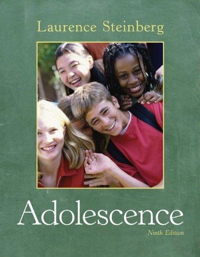 Adolescence 9780073532035