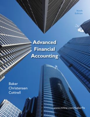 Advanced Financial Accounting [With Access Code] 9780077903442