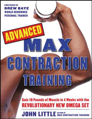 Advanced Max Contraction Training 9780071458931