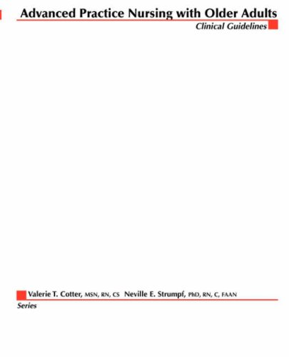 Advanced Practice Nursing with Older Adults 9780071341578