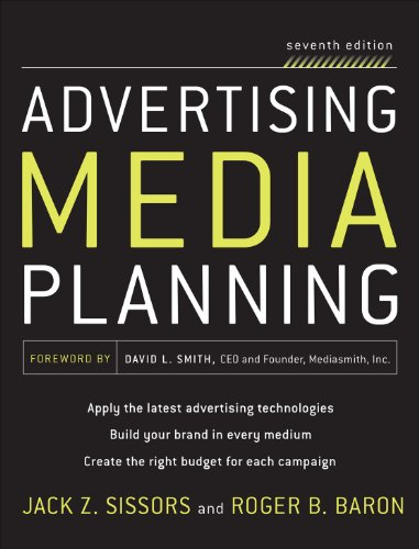 Advertising Media Planning 9780071703123