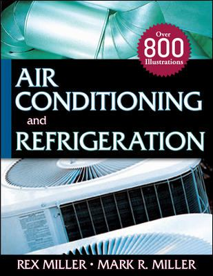 Air Conditioning and Refrigeration 9780071467889