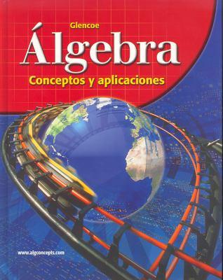 Algebra: Conceptos y Aplicaciones 9780078618086