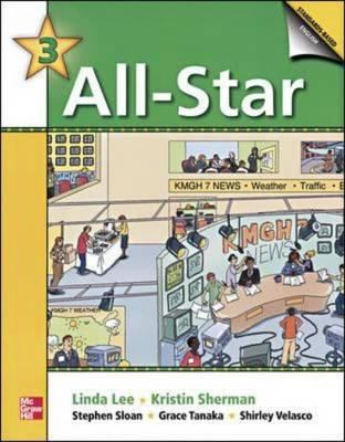 All Star 3 Audio CDs (3) 9780072846836