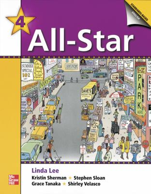 All-Star 4: Student Book: Pre-Unit, Units 1-8 9780072846911