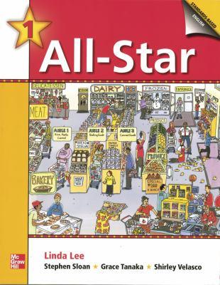All-Star - Book 1 (Beginning) - Student Book 9780072846645