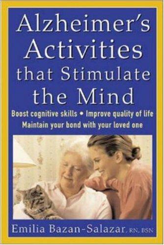 Alzheimer's Activities That Stimulate the Mind 9780071447317