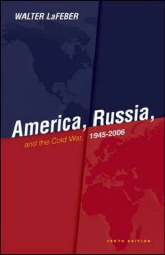 America, Russia and the Cold War 1945-2006 9780073534664