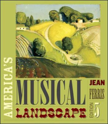 America's Musical Landscape 9780072989199