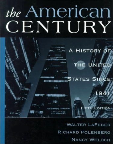 American Century: A History of the United States Since 1941 9780070360143