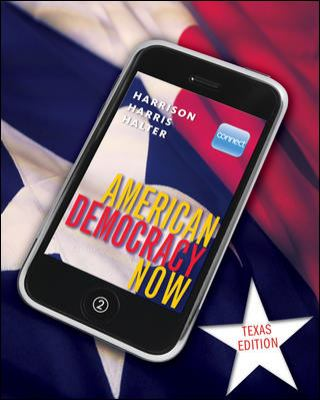 American Democracy Now, Texas Edition 9780077489717