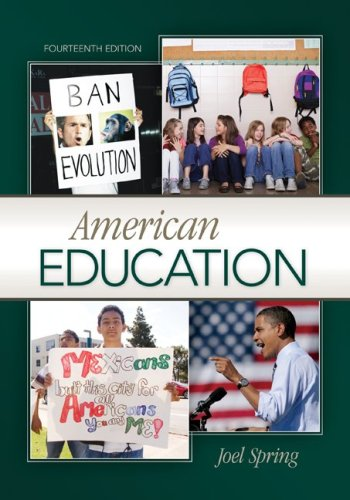 American Education 9780073378688