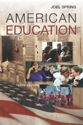 American Education with Powerweb 9780072546408