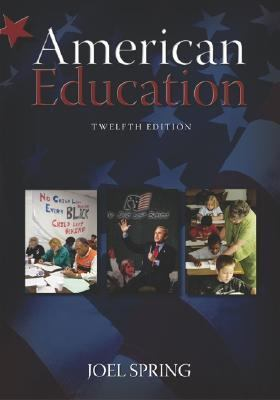 American Education with Powerweb 9780073128580