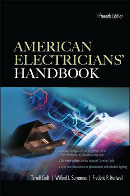 American Electricians' Handbook 9780071494625
