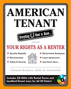 American Tenant: Everything U Need to Know... about Your Rights as a Renter [With CDROM] 9780071590501