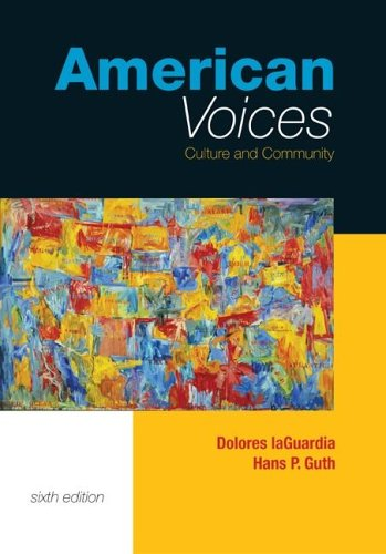 American Voices with Student Access to Catalyst 9780073221557