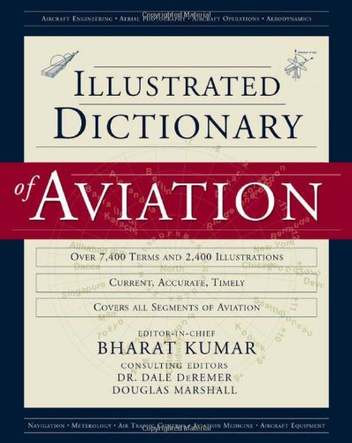 An Illustrated Dictionary of Aviation [With CDROM] 9780071396066