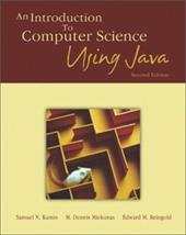 An Introduction to Computer Science Using Java 264330