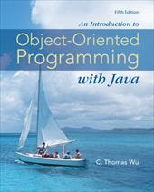 An Introduction to Object-Oriented Programming with Java 274386