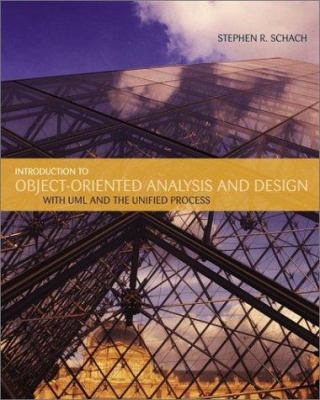 An Introduction to Object-Oriented Systems Analysis and Design with UML and the Unified Process 9780072826463