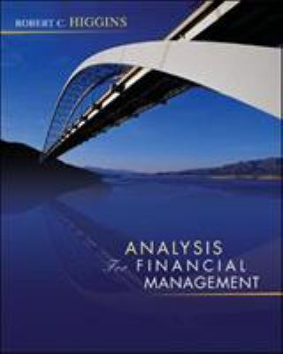 Analysis for Financial Management [With Subscription Card] 9780073258584