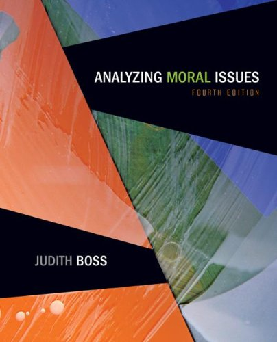 Analyzing Moral Issues 9780073386638