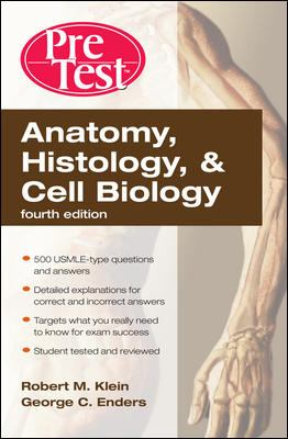Anatomy, Histology, and Cell Biology 9780071623438
