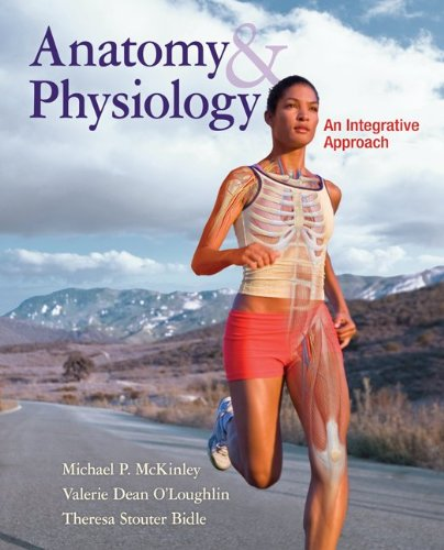 Anatomy & Physiology: An Integrative Approach 9780073054612
