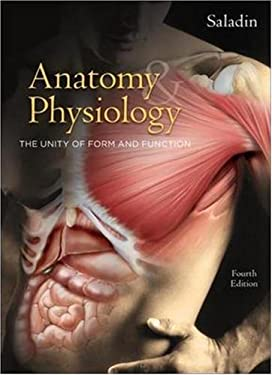 Anatomy & Physiology: The Unity of Form and Function 9780073316086