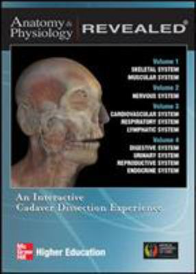Anatomy and Physiology Revealed CDs 1-4 Complete Series