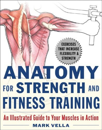 Anatomy for Strength and Fitness Training 9780071475334