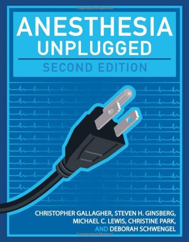 Anesthesia Unplugged 9780071767170