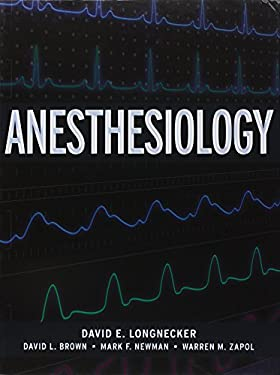 Anesthesiology [With CDROM] 9780071459846