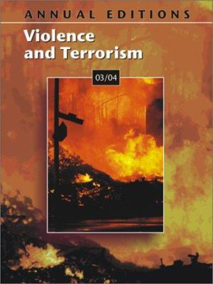 Annual Editions: Violence and Terrorism 03/04 9780072816921