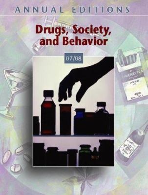 Annual Editions: Drugs, Society, and Behavior 07/08 9780073397429