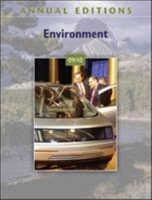 Annual Editions: Environment 09/10 9780073515496