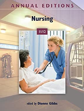 Annual Editions: Nursing 11/12 9780073515595