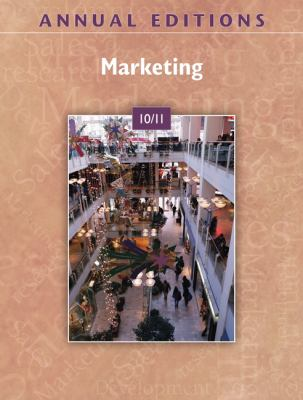 Annual Editions: Marketing 9780073528595