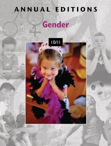 Annual Editions: Gender 10/11 9780078050527
