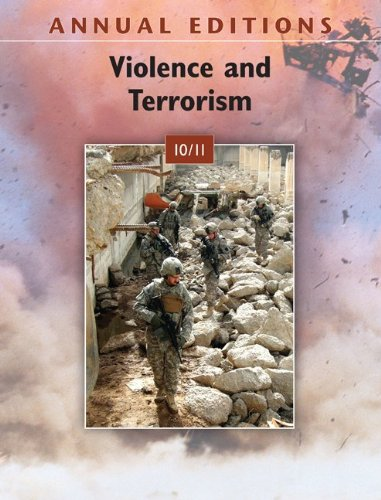 Violence and Terrorism 10/11 9780078127618