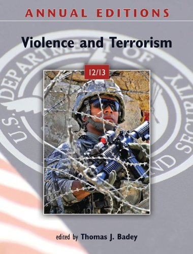Annual Editions: Violence and Terrorism 9780078051111
