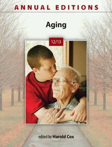 Annual Editions: Aging 12/13 9780078051203