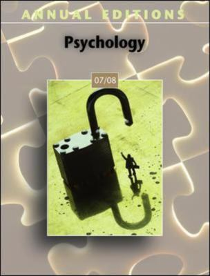 Annual Editions: Psychology 9780073516295
