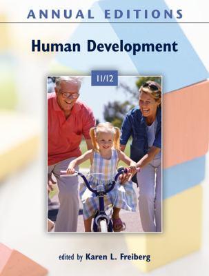 Annual Editions: Human Development 11/12 9780078050923