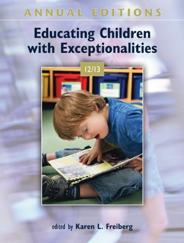 Educating Children with Exceptionalities 9780078051081