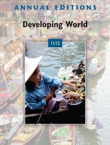 Annual Editions: Developing World 9780078050725